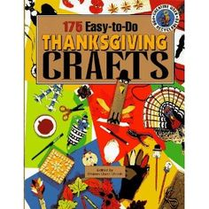 175 Easy to Do Thanksgiving Crafts