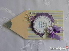 Dzień Nauczyciela kartki ręcznie robione kujawsko-pomorskie Zbójno