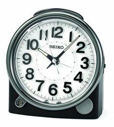 Black Ultimate Alarm Clock
