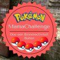 Mamachallenge #7 – Binnenactiviteit buiten Pokemon