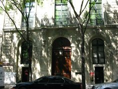 Daytonian in Manhattan: The 1933 Herbert Straus Mansion -- No. 9 East 71st Street