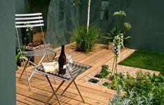 GardenDesign7: Small Courtyard Garden Design Ideas