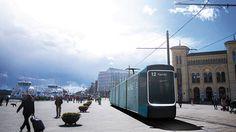 2020 Oslo Tram – Red Dot Design Award for Design Concepts
