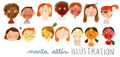 *Marta Altés Illustration*