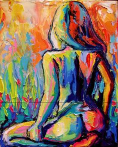Title - Femme 247 Dimensions - inches Media - Oil Support - inch thick gallery wrapped canvas, staples on the reverse. Diy Canvas Art, Cute Canvas Paintings, Arte Latina, Arte Pop, Art Plastique, Portrait Art, Figure Painting, Erotic Art, Aesthetic Art