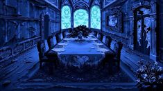 gothic fantasy mirror dining artwork hall bedroom rooms dark ravenloft gemerkt uploaded
