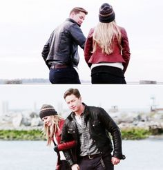 Daddy's girl - Once upon a time  - Jennifer Morrison - Emma Swan - Josh Dallas - Prince Charming