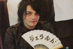 """""""Gerard"""" looks good even written in Katakana"""