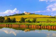 Wine Cruise down Canal de Bourgogne, France - Bucket List Dream from TripBucket