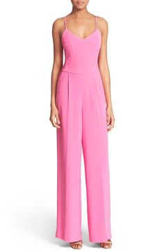 Trina Turk 'Zadie' Wide Leg Jumpsuit available at #Nordstrom