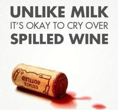 Don't cry over spilled wine, order more delivered straight to your door! At…