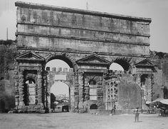 Roma - Porta Maggiore, 1980