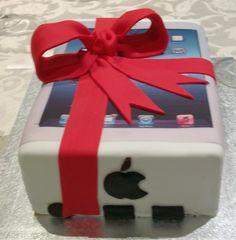 iPad cake for fanele