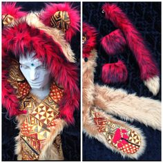 Lion Spirit Hood