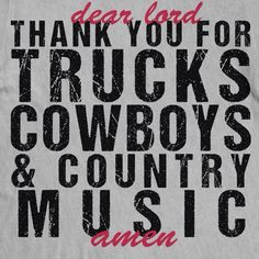 I want to marry a Country Boy.