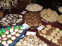 Nicole Easton's 6th Annual Cookie Swap 2008