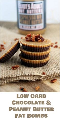 Low Carb Chocolate a