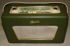 Vintage Roberts Portable Transistor Radio, Model R500, Multi-Band - MW/LW/SW, 7 Transistors, Made In Great Britain, Circa 1963.