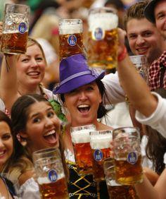 DONE....TWICE!!!!  Oktoberfest, Munich, Germany