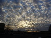Resource with information on different types of clouds and lesson plan ideas