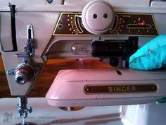 Welcome home honey - o wybieraniu nowej i o kupowaniu używanej maszyny do szycia