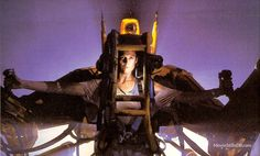 Aliens publicity still of Sigourney Weaver