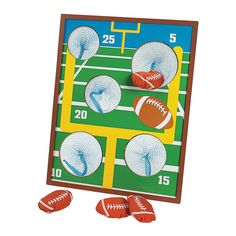 Football Toss Game - OrientalTrading.com