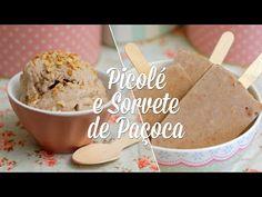 Picolé e Sorvete de Paçoca - Presunto Vegetariano