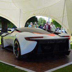 #AstonMartin #JamesBond Aston Martin DB10, #Chrysler300 Fast one real estate, #CarRental New York International Auto Show, Concept car - Follow #extremegentleman for more pics like this!