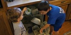 What My Sons Taught Me When I Taught Them Household Skills
