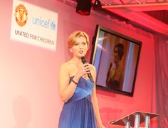 Countdown presenter and maths whizz Rachel Riley is a passionate @manutd fan and occasionally contributes to the matchday programme, United Review.