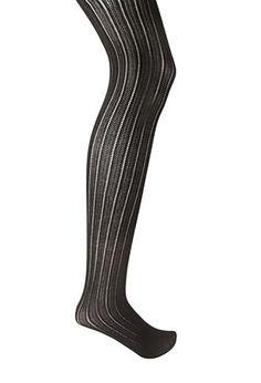Ribbed Knit Knee Socks