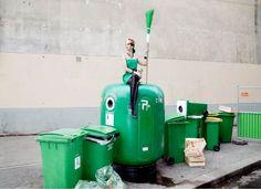 Les parisiennes toutes deconn' – Les photographies de Zoe Kovacs