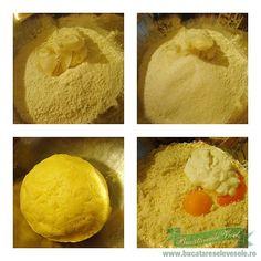Reteta aluat fraged - Bucataresele Vesele Sweets Recipes, Cake Recipes, Healthy Recipes, Desserts, Romanian Food, Romanian Recipes, Homemade Cakes, Homemade Food, Turkish Recipes