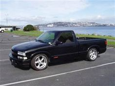 2001 Chevy S10 - Bing Images