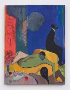 "Sanya Kantarovsky, ""Apples and Oranges,"" 2015"