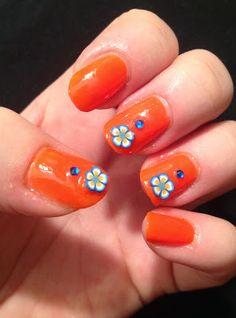 Goodly Nails: Oranssia mattaa