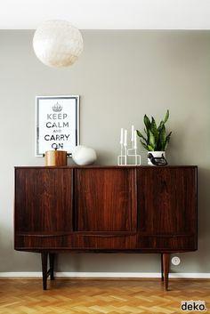 Want one vintage teak cabin / sideboard!