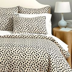 Dodie Animal Print Bedding