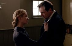 Mr Bates promises to keep Anna safe
