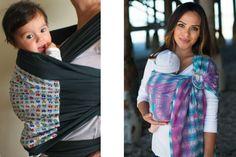 Você já pensou em usar um sling ou canguru com o filhote? Pois eu já conversei com inúmeras mães que garantem que eles salvaram suas rotinas! Acessórios co