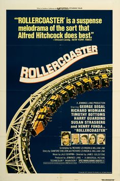 Rollercoaster James Goldstone, 1977