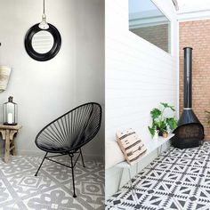 cement tiles inspiration becki owens