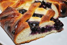 Scandi Home: Finnish Blueberry Pie Finnish Cake Recipe, Finnish Recipes, Finnish Cuisine, Carrot Cake Bread, Pie Recipes, Cooking Recipes, Growing Blueberries, Heritage Recipe, Blueberry Cake