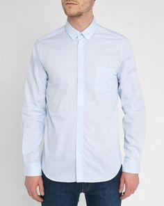#Camicia slim con colletto abbottonato simon  ad Euro 34.50 in #M studio #Abbigliamento camicie camicie