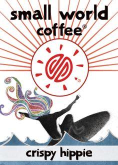 Small World Coffee Crispy Hippie