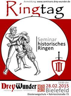 RINGTAG 2015 - Ringkampf Seminar in Bielefeld