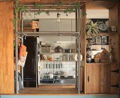 賃貸の備付けを使ってcafeの厨房風にする!|LIMIA (リミア)