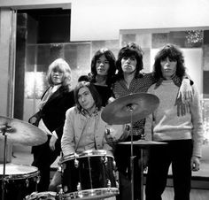 The Rolling Stones, Mick Jagger, Keith Richards, Brian Jones, Charlie Watts, Bill Wyman