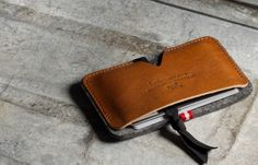 Hard Graft Original Card Case